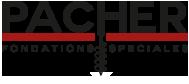 Pacher – Pieux de fondations, Terrassement, Puits d'eau…